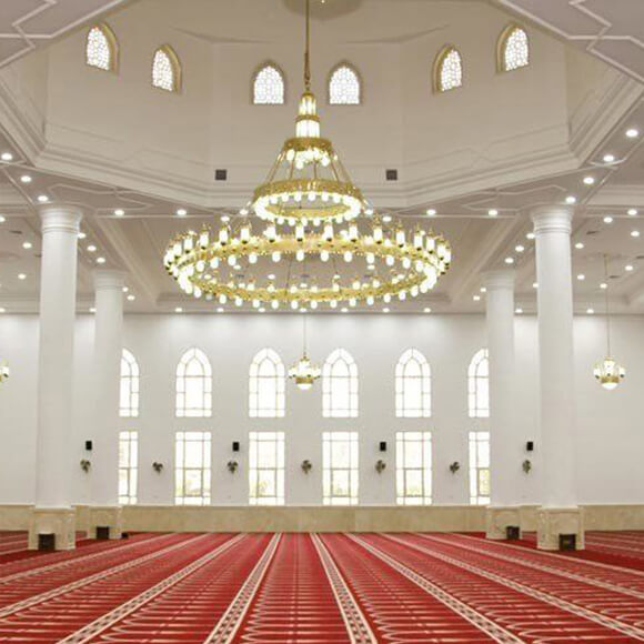 Large Mosque Chandelier